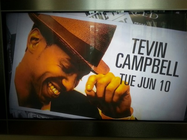 tevin campbell album sales