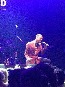 Tevin Campbell_singing on one knee